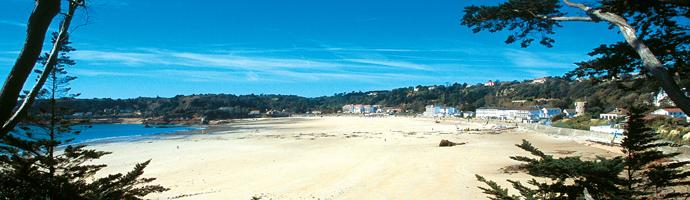 Beach Front Hotels in Jersey