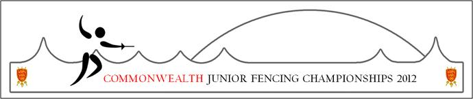 Commonwealth Junior Fencing Championships 2012