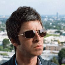 Noel Gallagher at Jersey Live 2012