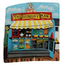 The Hungry Man, Jersey