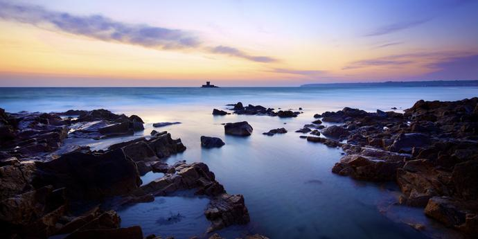 St. Ouen's Bay, Jersey by Andy Le Gresley