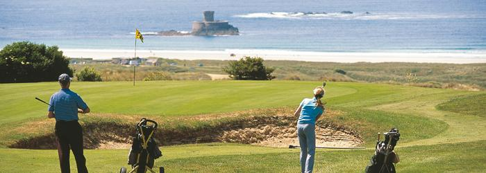 Golf and St. Ouen's Bay, Jersey