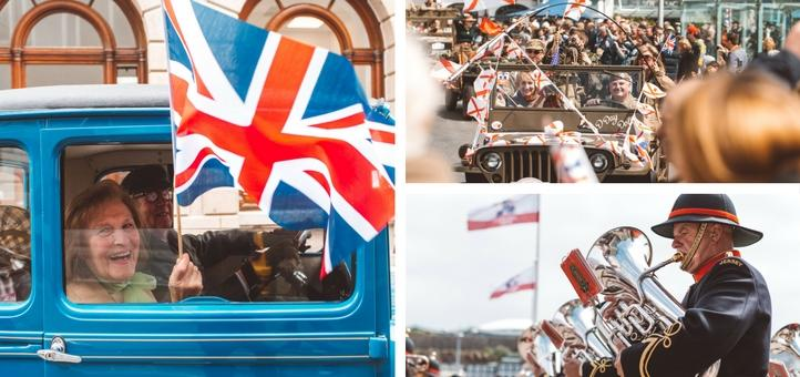 Liberation Day in Jersey