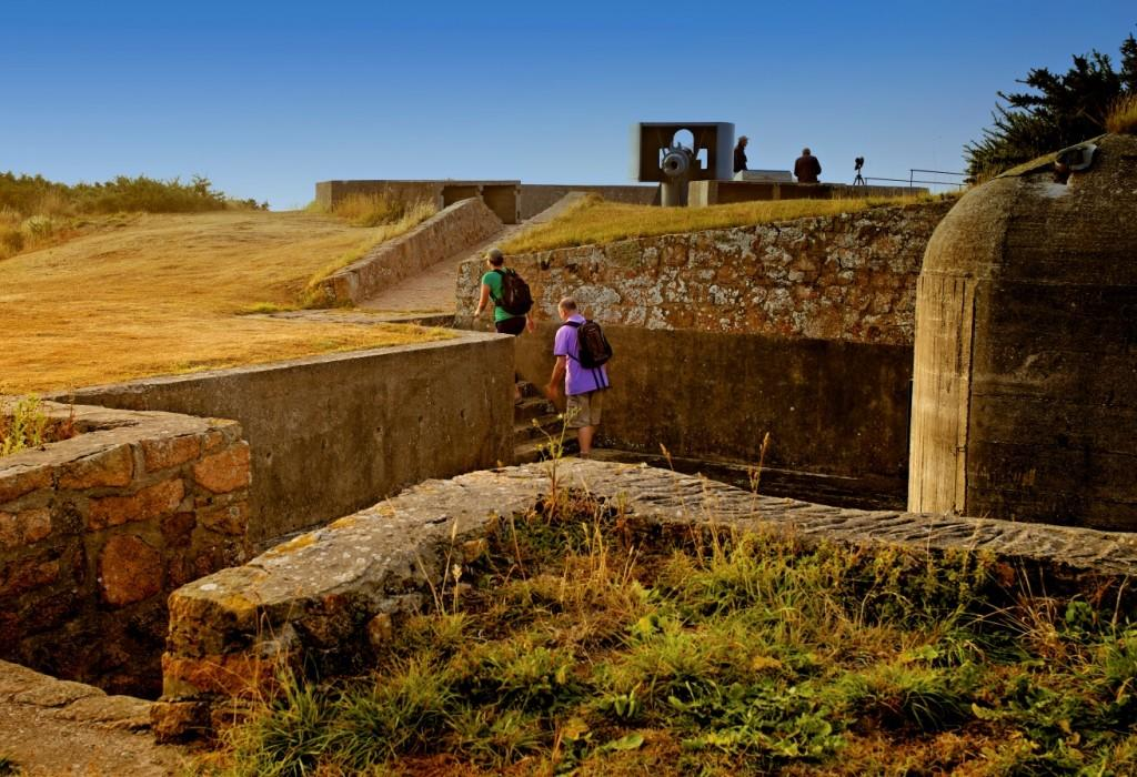 Jersey Holidays on a Shoestring - Bunkers
