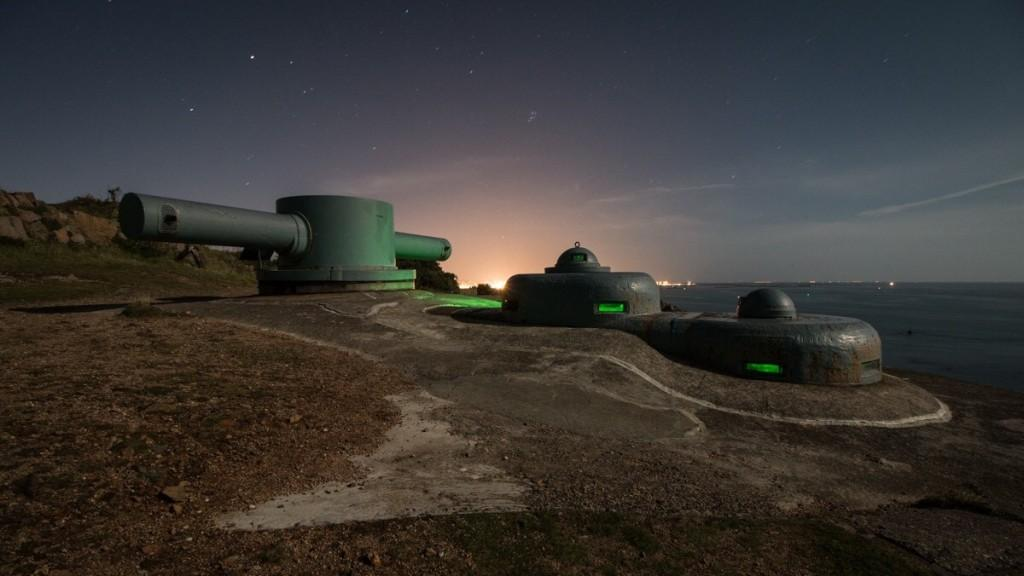 Jersey War Tours' Bunkers at Night Tour