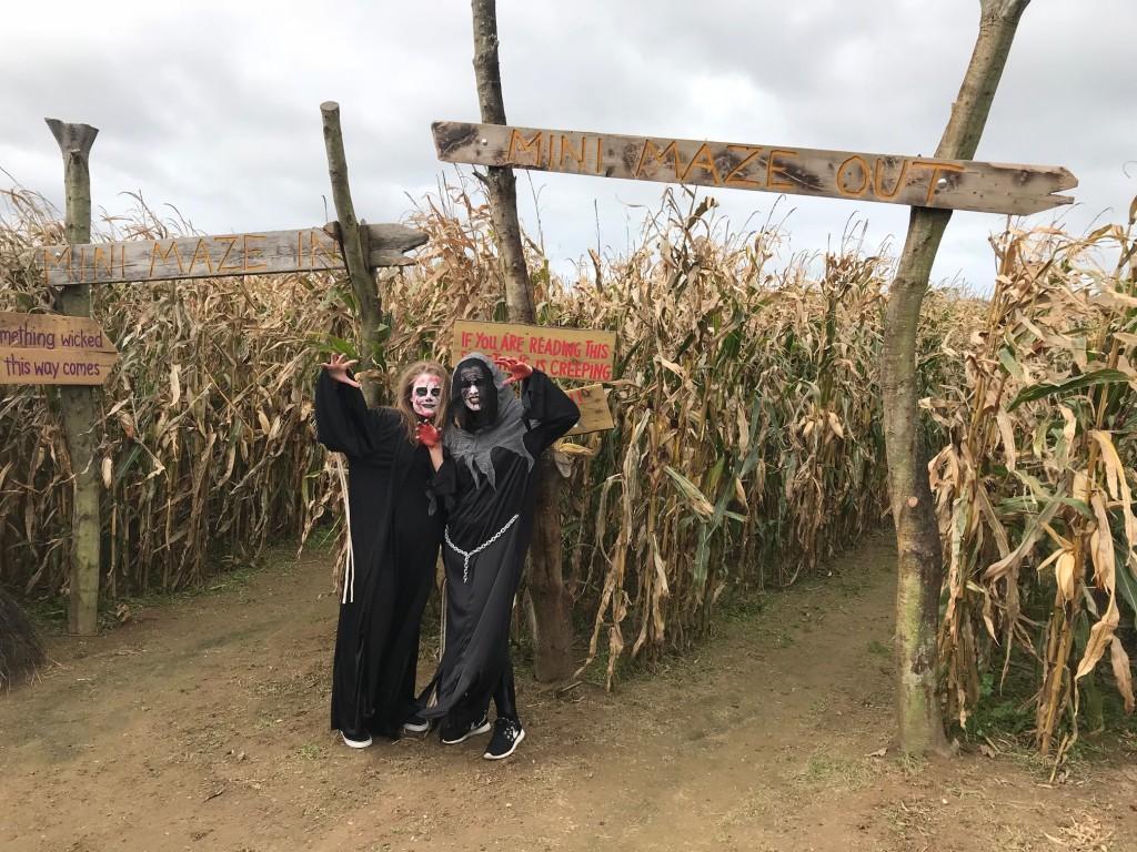 Halloween Spooktacular! at aMaizin' Adventure Park