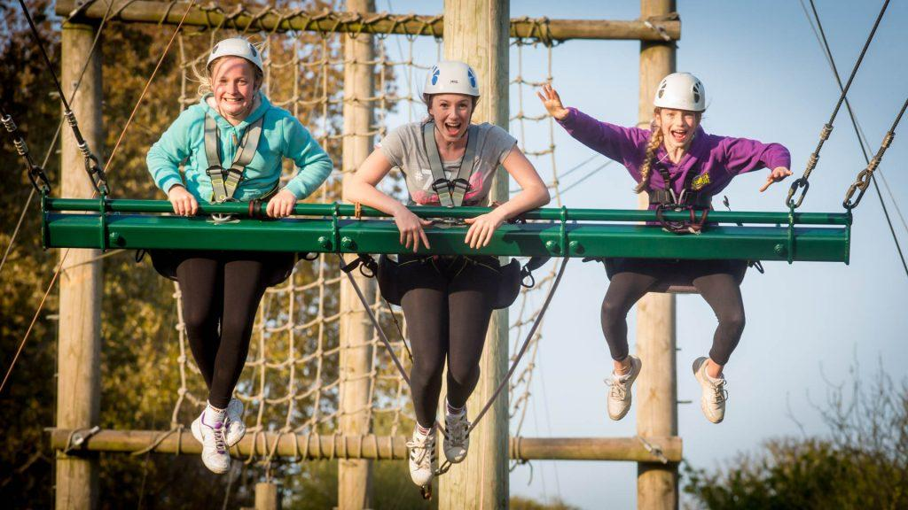 Valley Adventure Centre in Jersey