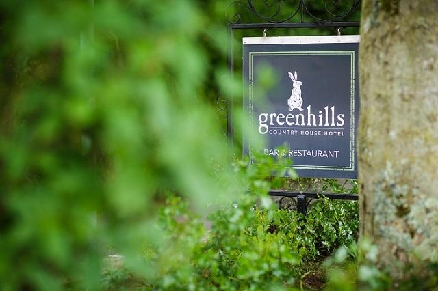 Greenhills Country House Hotel - Sign