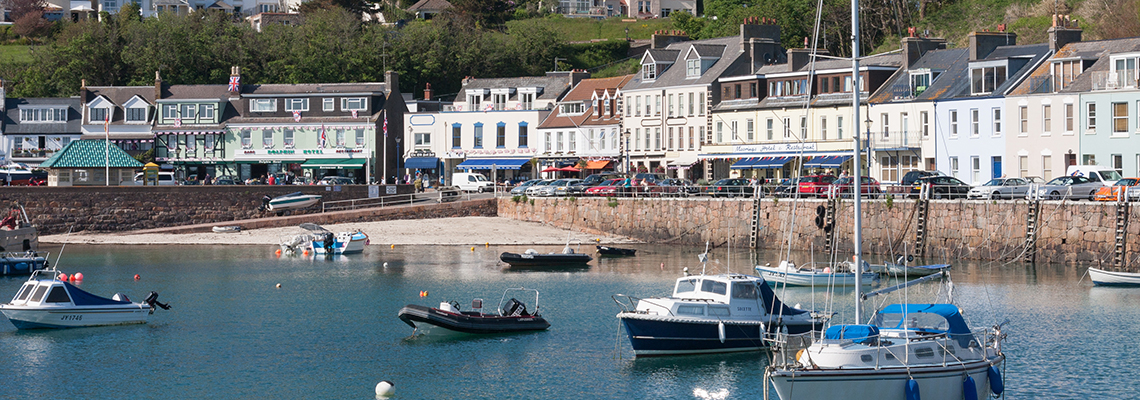 Gorey harbour