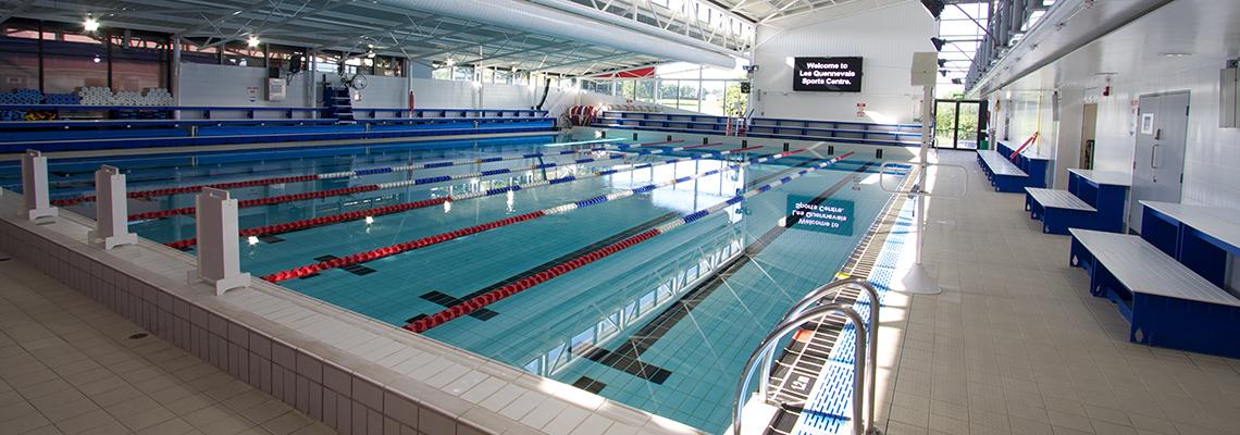 Les Quennevais Sports Centre