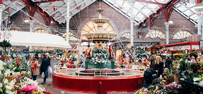 Christmas Central Market Jersey
