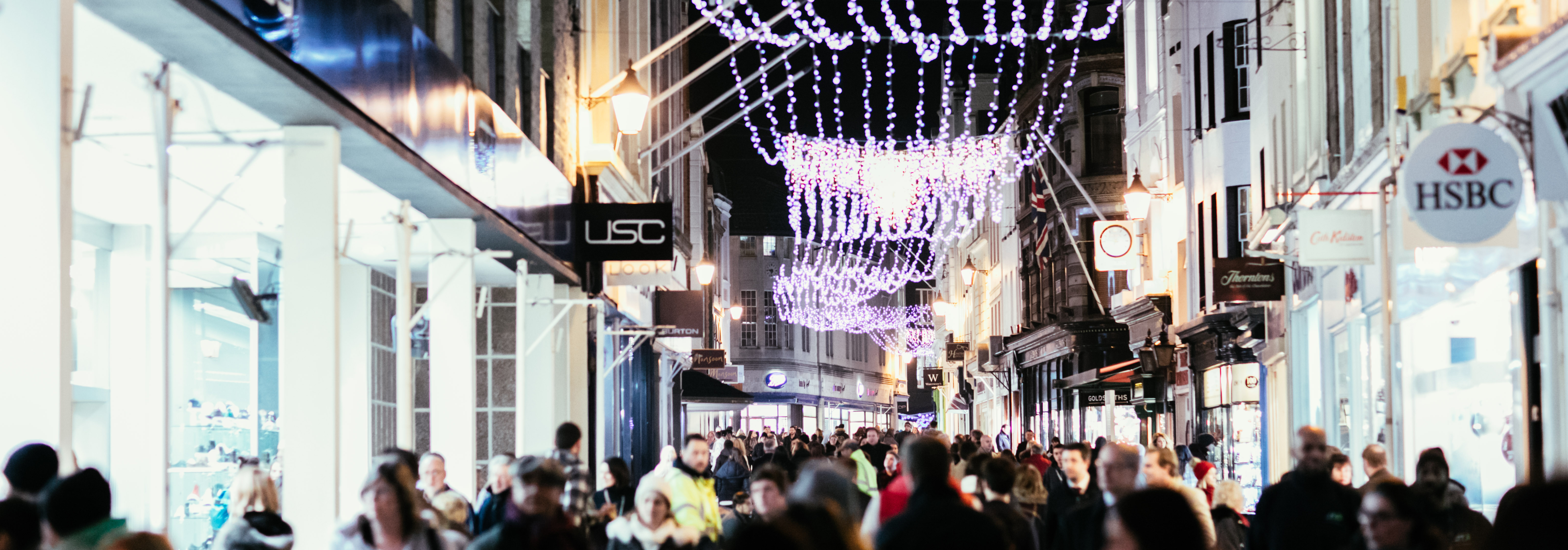 Late Night Shopping, St Helier