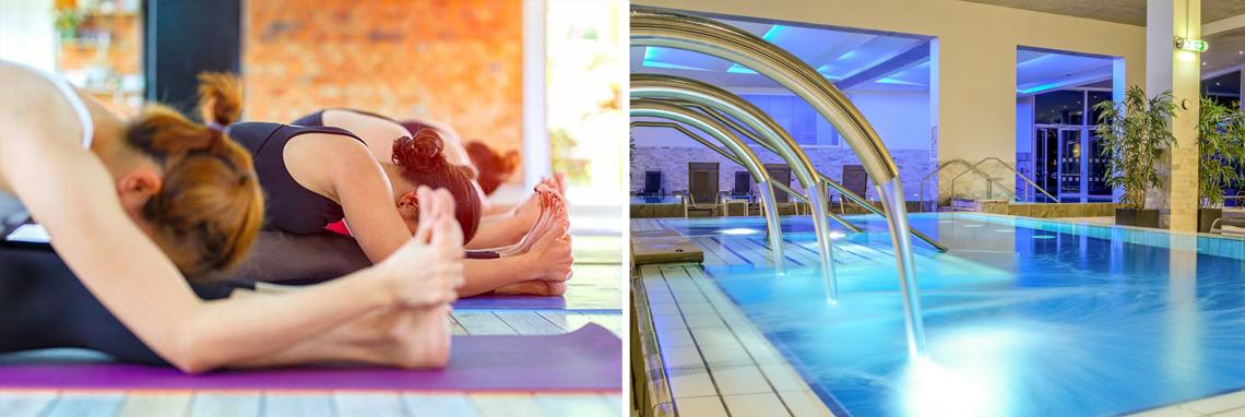 Hotel de France Yoga
