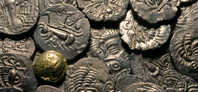 Celtic Coin Hoard Jersey