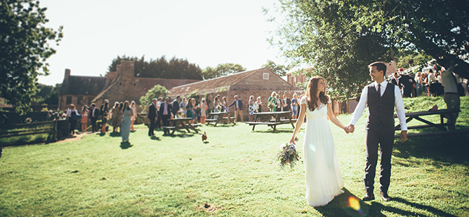 Weddings with Jersey Heritage