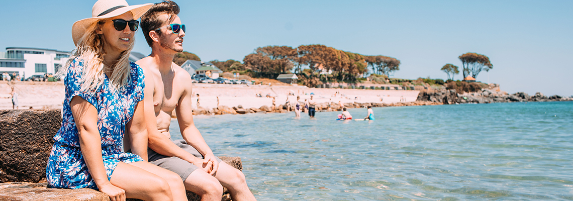 Summer in Jersey