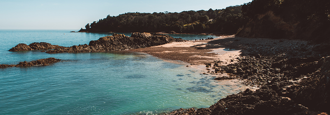 Belcroute Bay