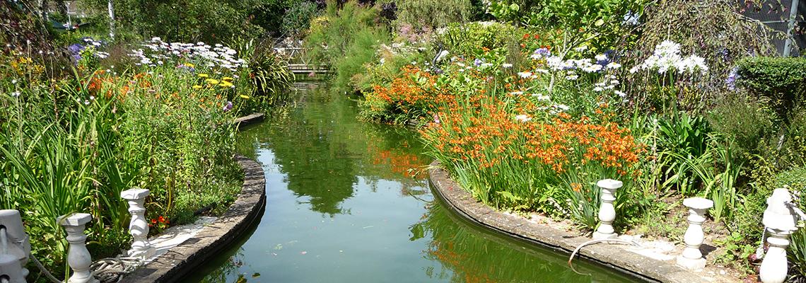 Reg's Garden, Jersey