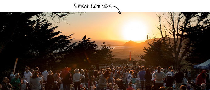 Jersey Sunset Concerts