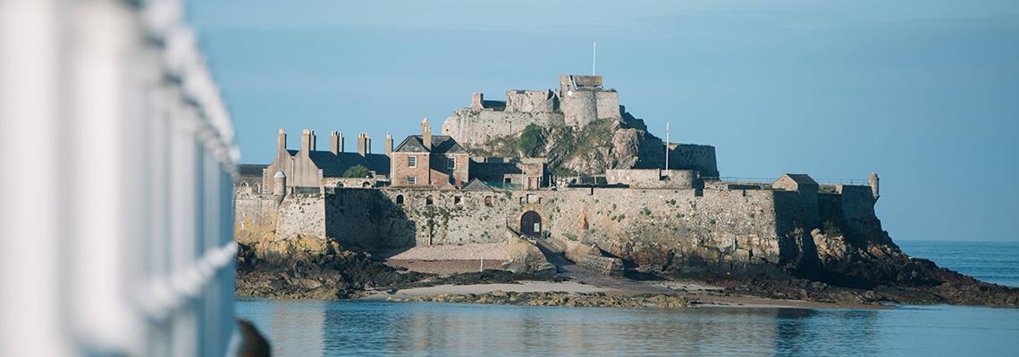 Elizabeth Castle, Jersey