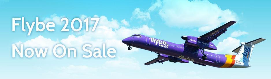 Flybe Now On Sale