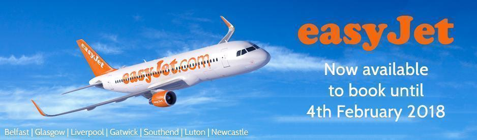 easyjet now on sale