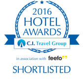 C.I. Travel Group Hotel Awards