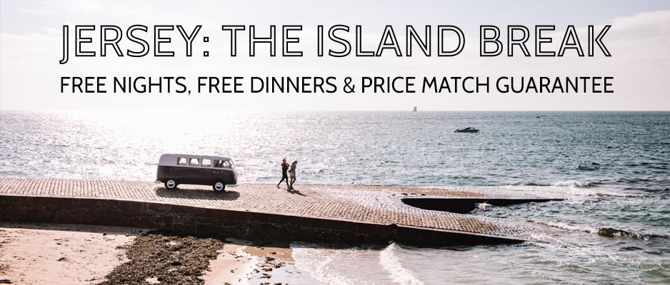Jersey: the island break