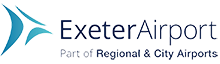 Exeter airport logo