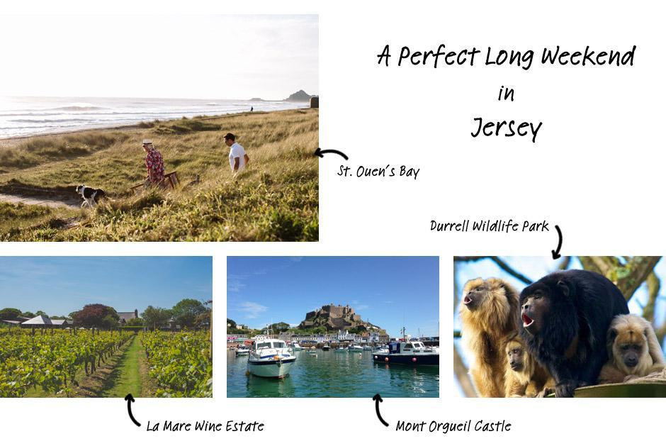 A Perfect Long Weekend in Jersey