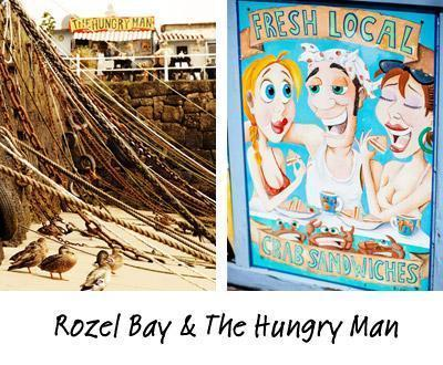 Rozel Bay & The Hungry Man