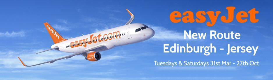 easyjet edinburgh route