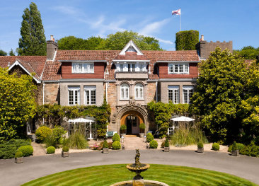 Longueville Manor Hotel