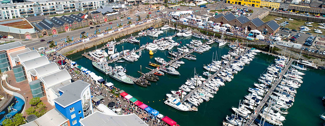 Jersey boat show 01