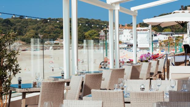 L Horizon Beach Hotel And Spa Jersey