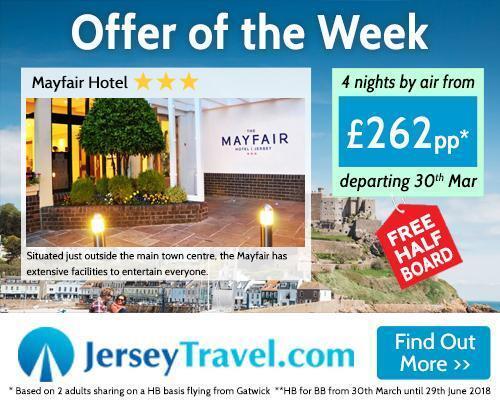 Mayfair Hotel Free Half Board Offer