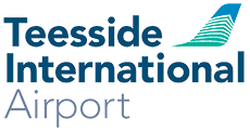Teesside airport logo small