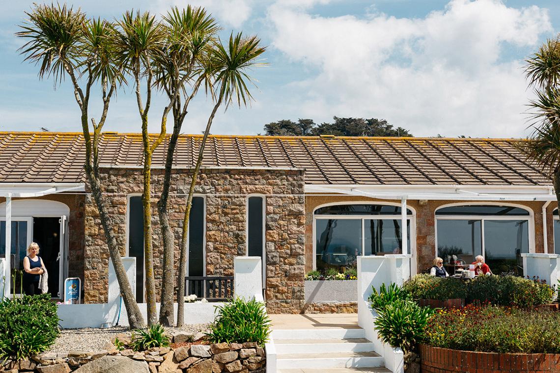 Jersey Pearl Café & Terrace