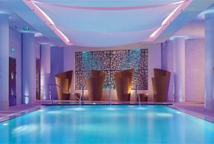 Spa Sirene at the Royal Yacht Hotel